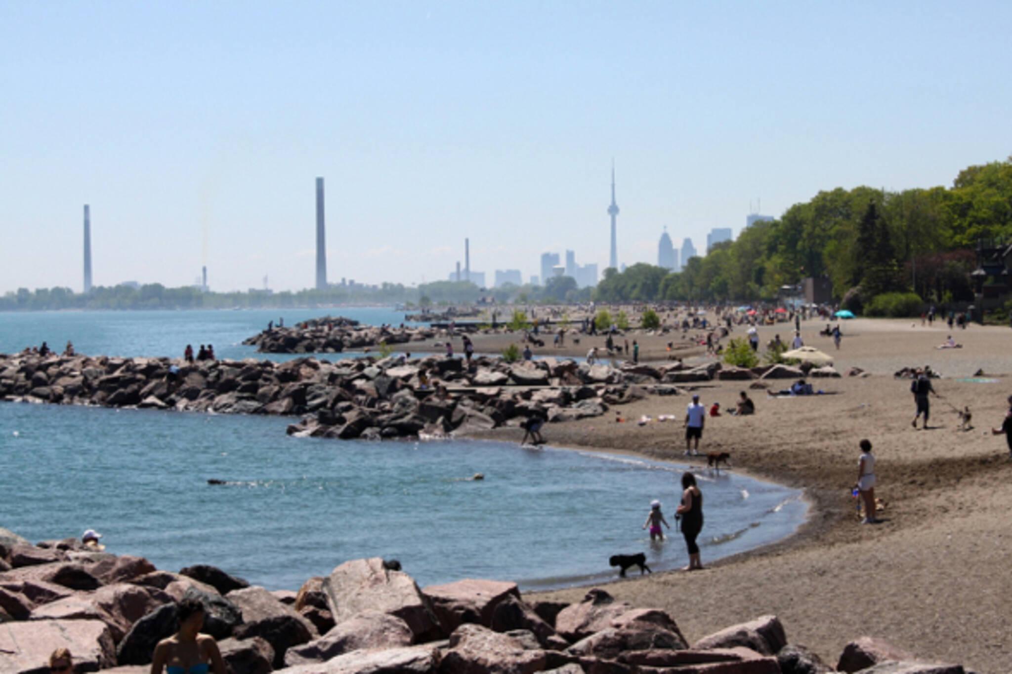 dry Toronto weather