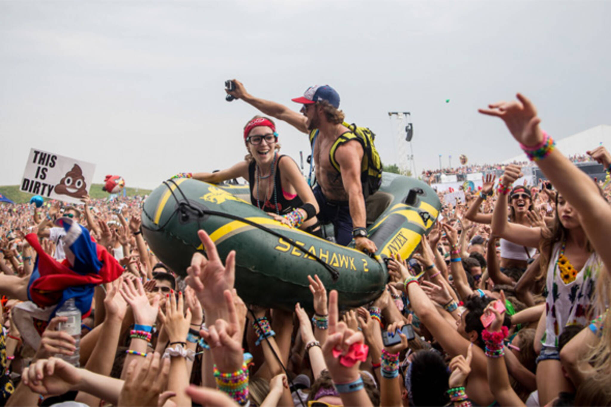 dance music festivals toronto