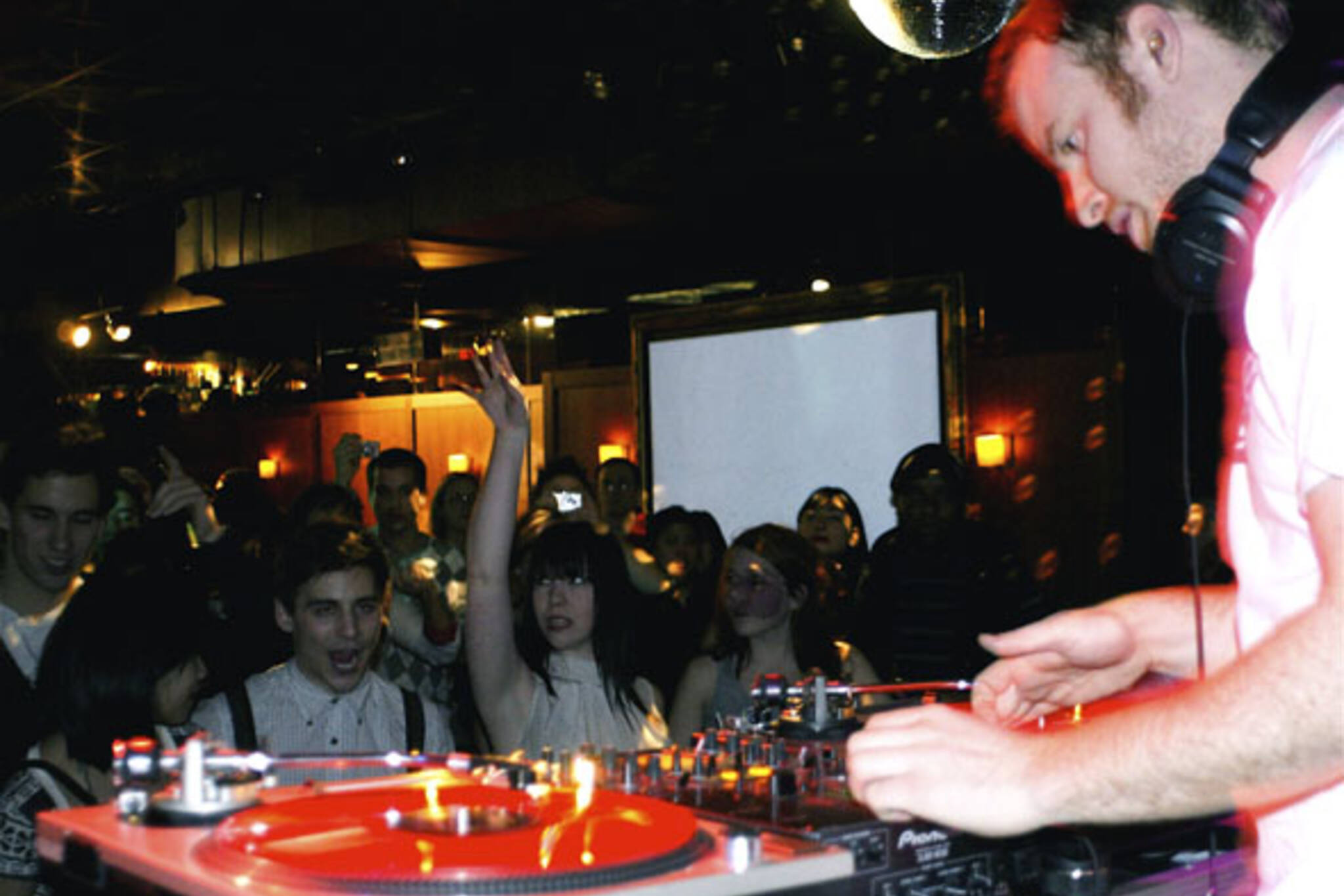 DJ Skratch Bastid at The Drake in Toronto during What's in the Box
