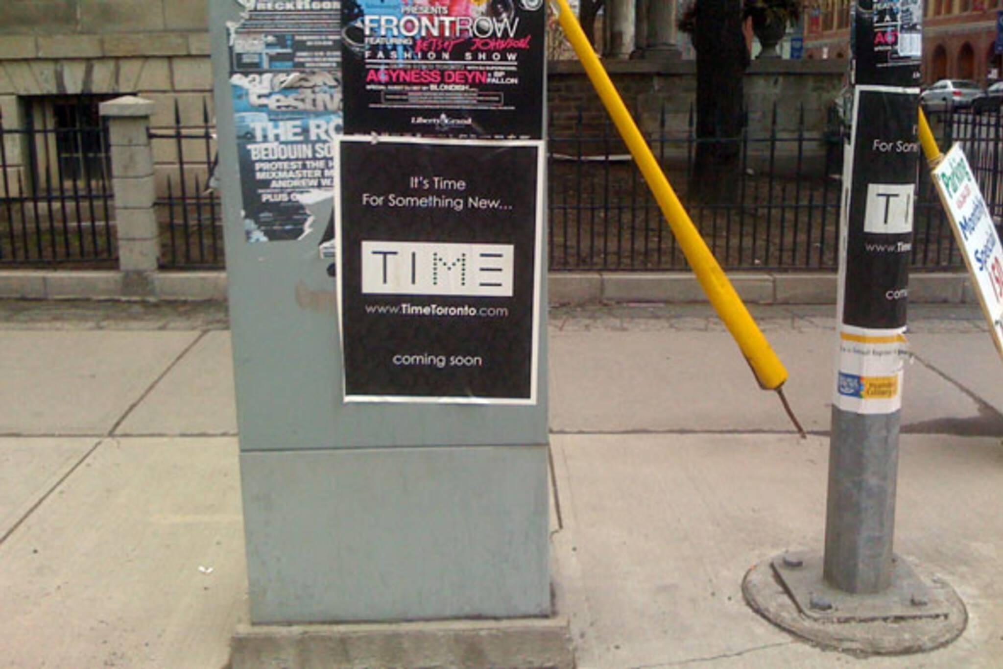 Time Toronto