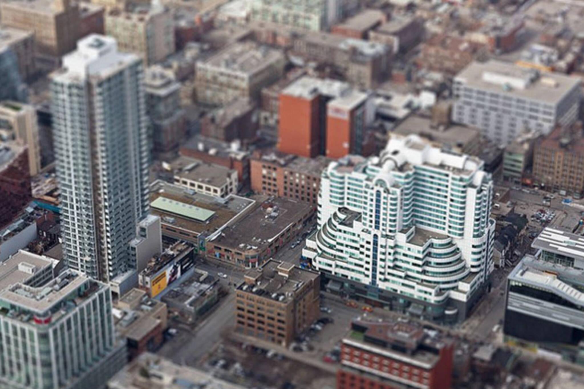 Toronto Radar Events