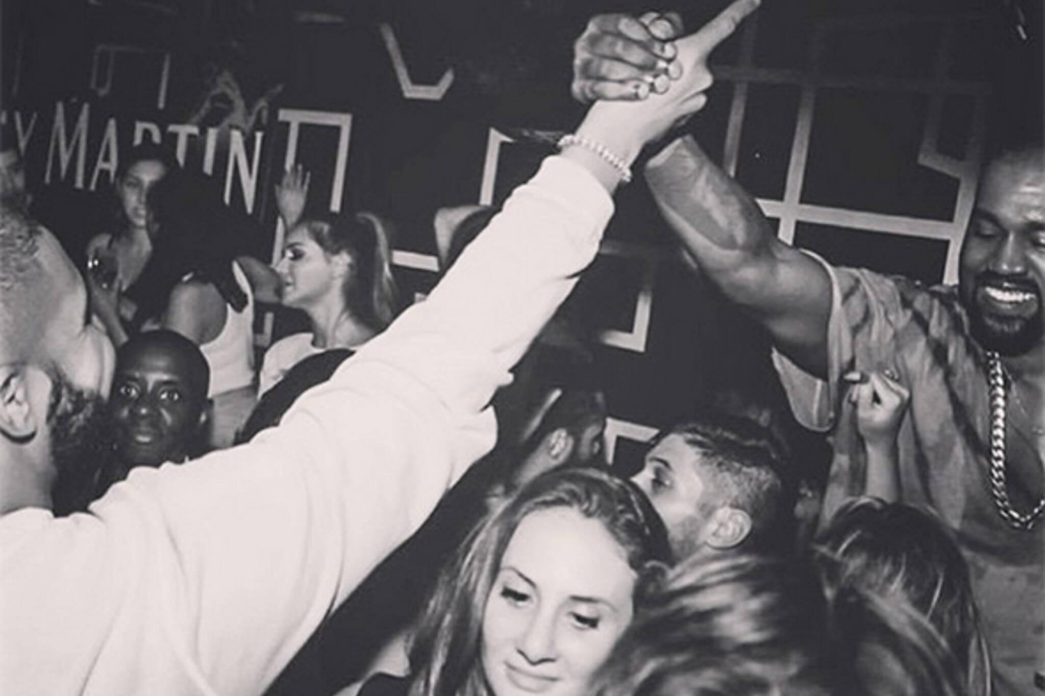 Drake Kanye Toronto