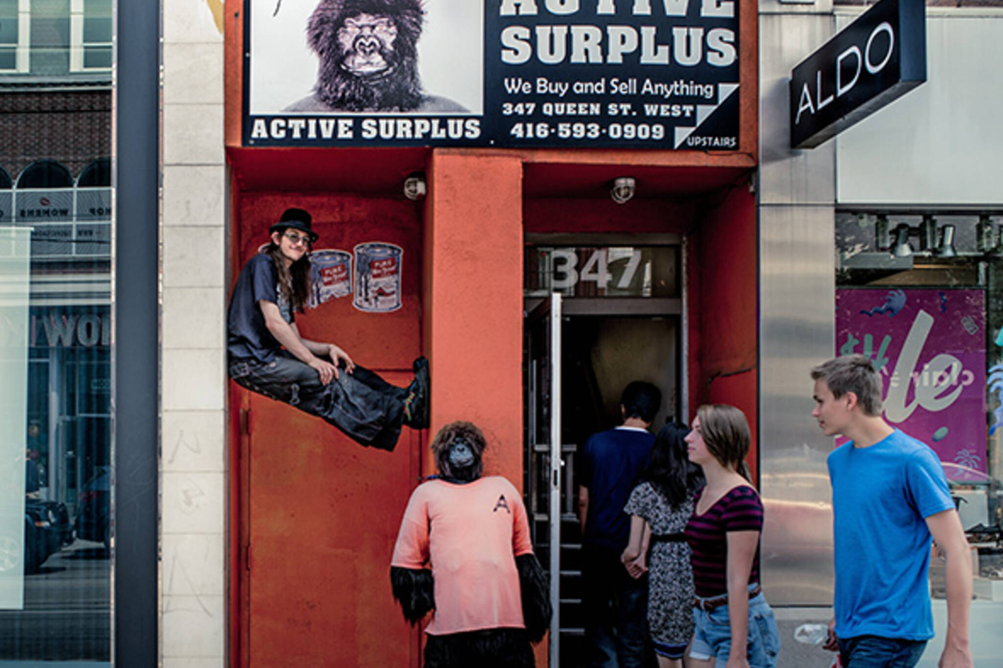 active surplus toronto
