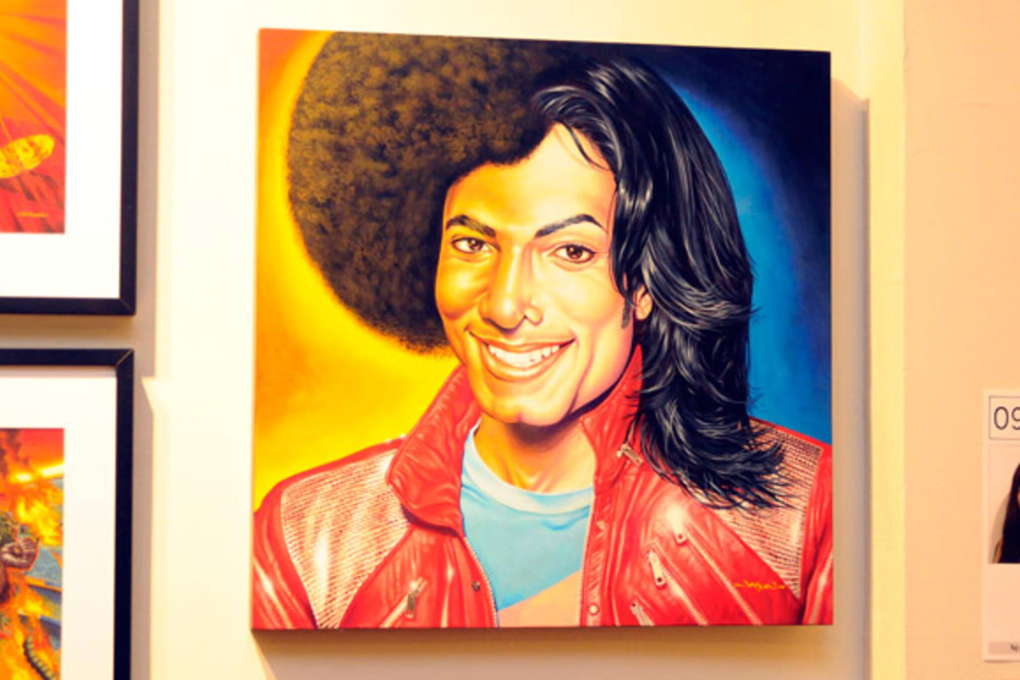 Speakeasy Art Show Toronto