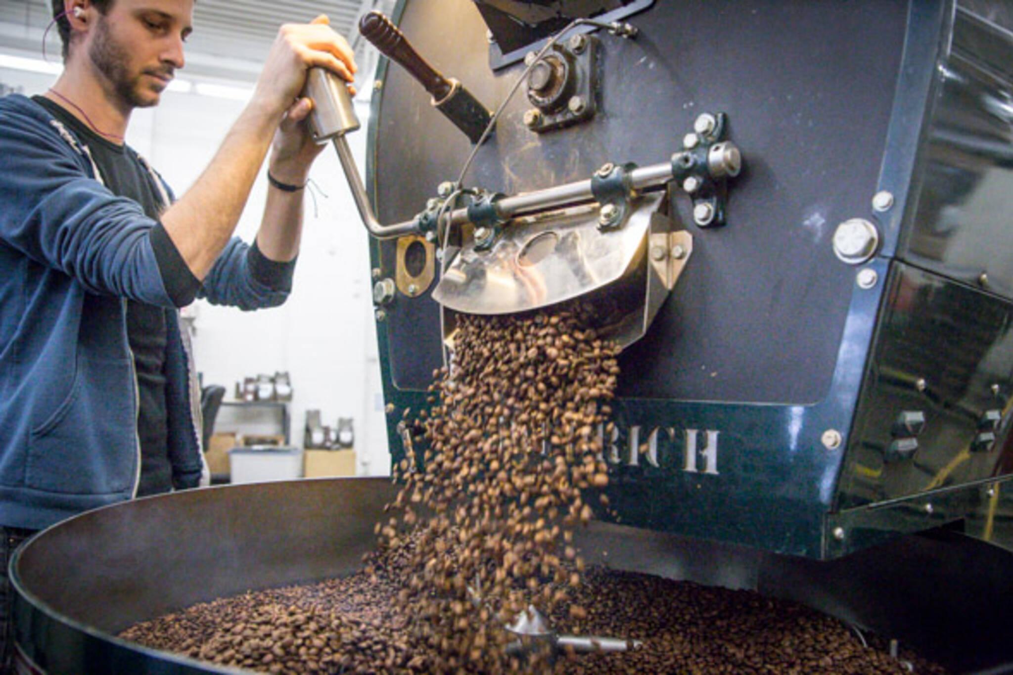 The Best Coffee Roasters In Toronto