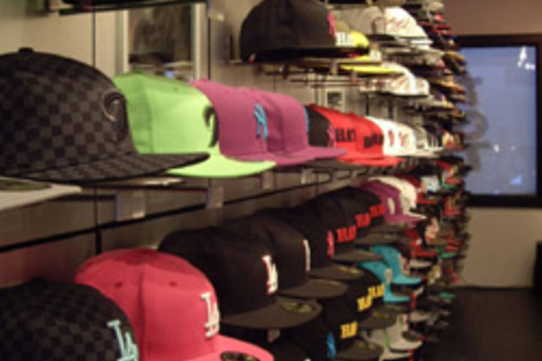 Shopping Sales Toronto Warehouse Sample