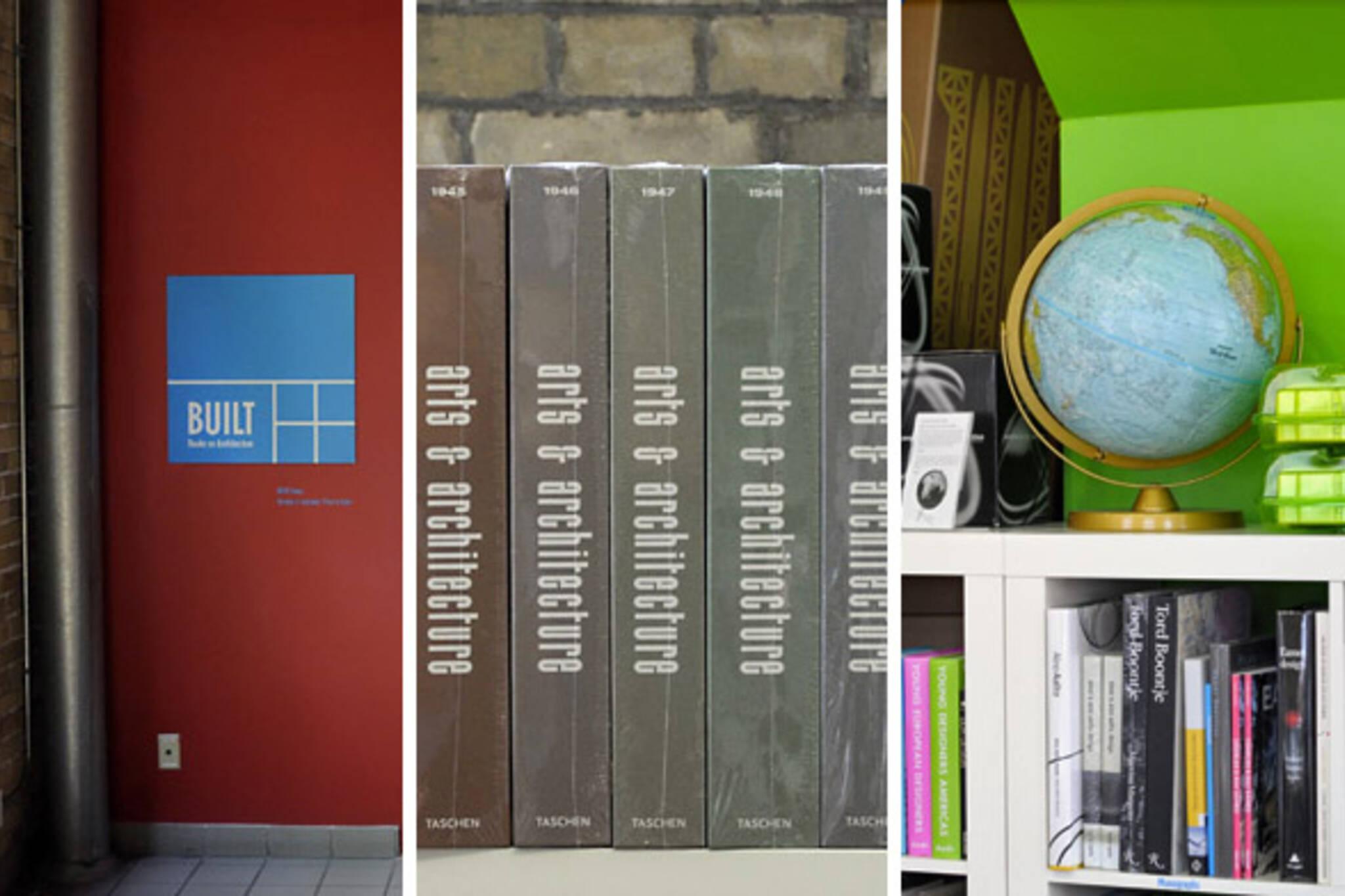 built bookstore toronto