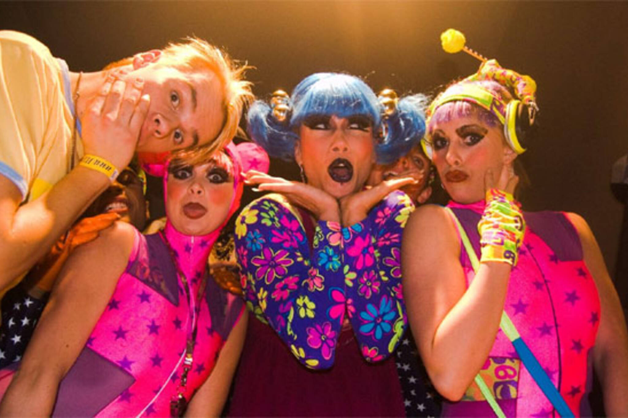 Lena Love's Circus Troupe