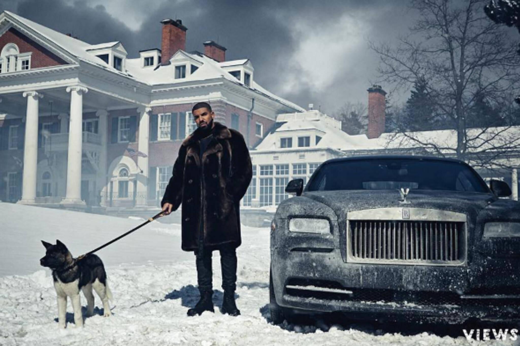 Drake Toronto mansion