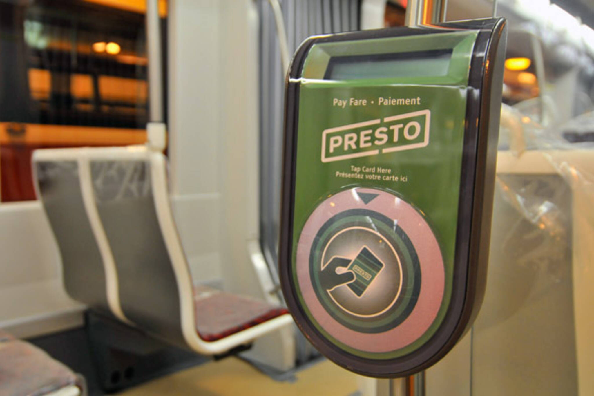 Presto website shutdown