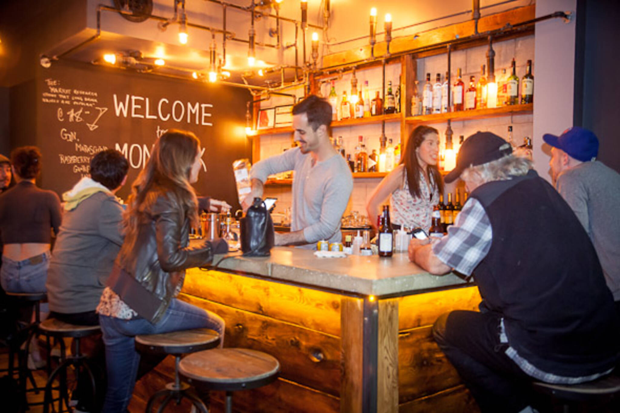 The best new bars in toronto 2013 - Pictures of bars ...