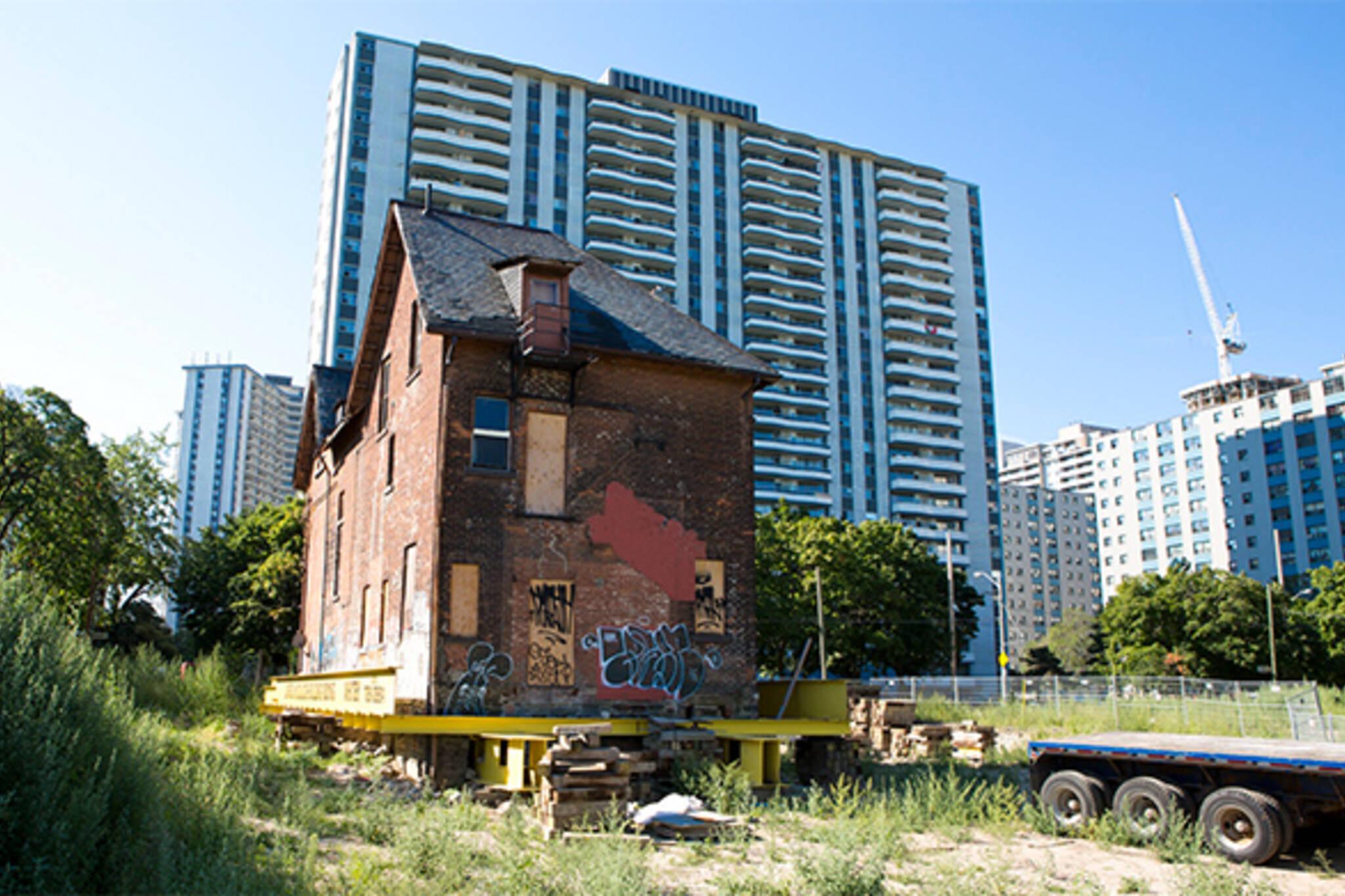 William Whitehead House Toronto