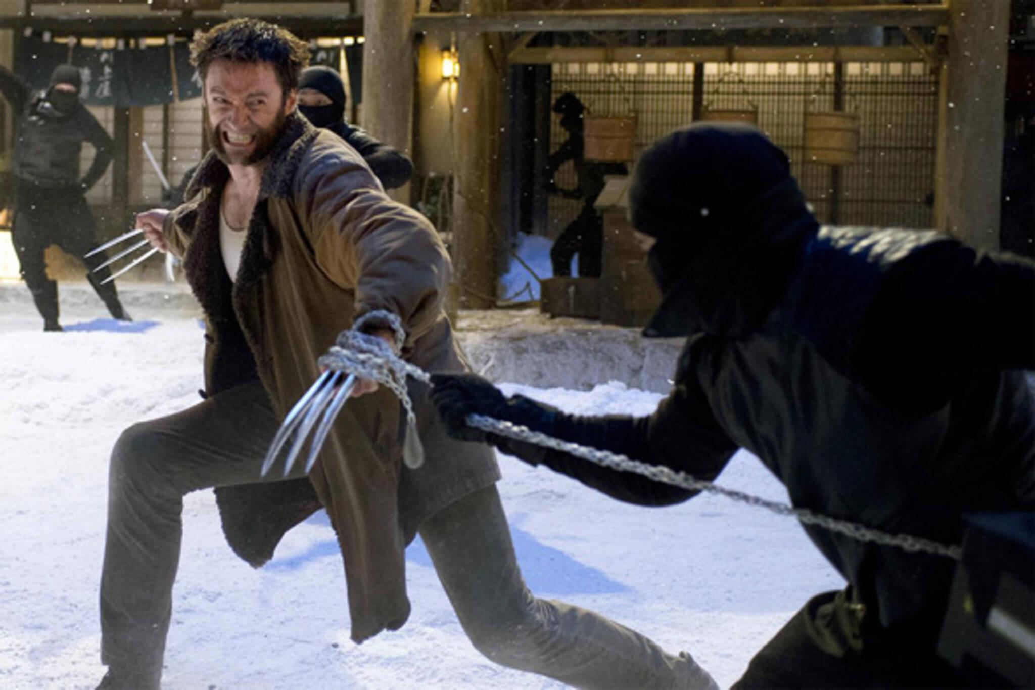 Wolverine Movie