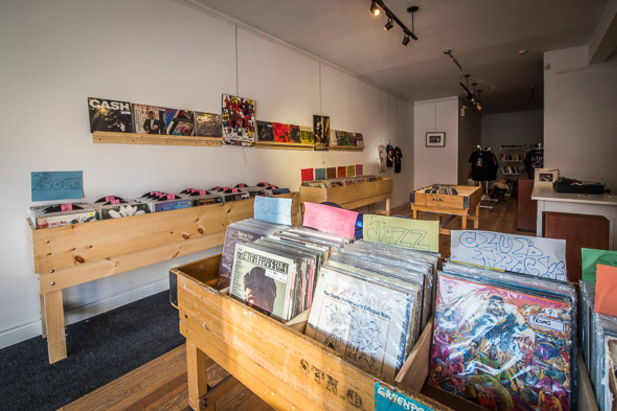 parkdale record shop