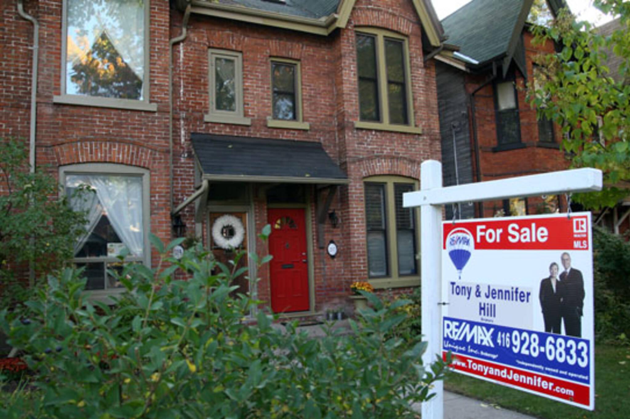 Toronto Housing Prices