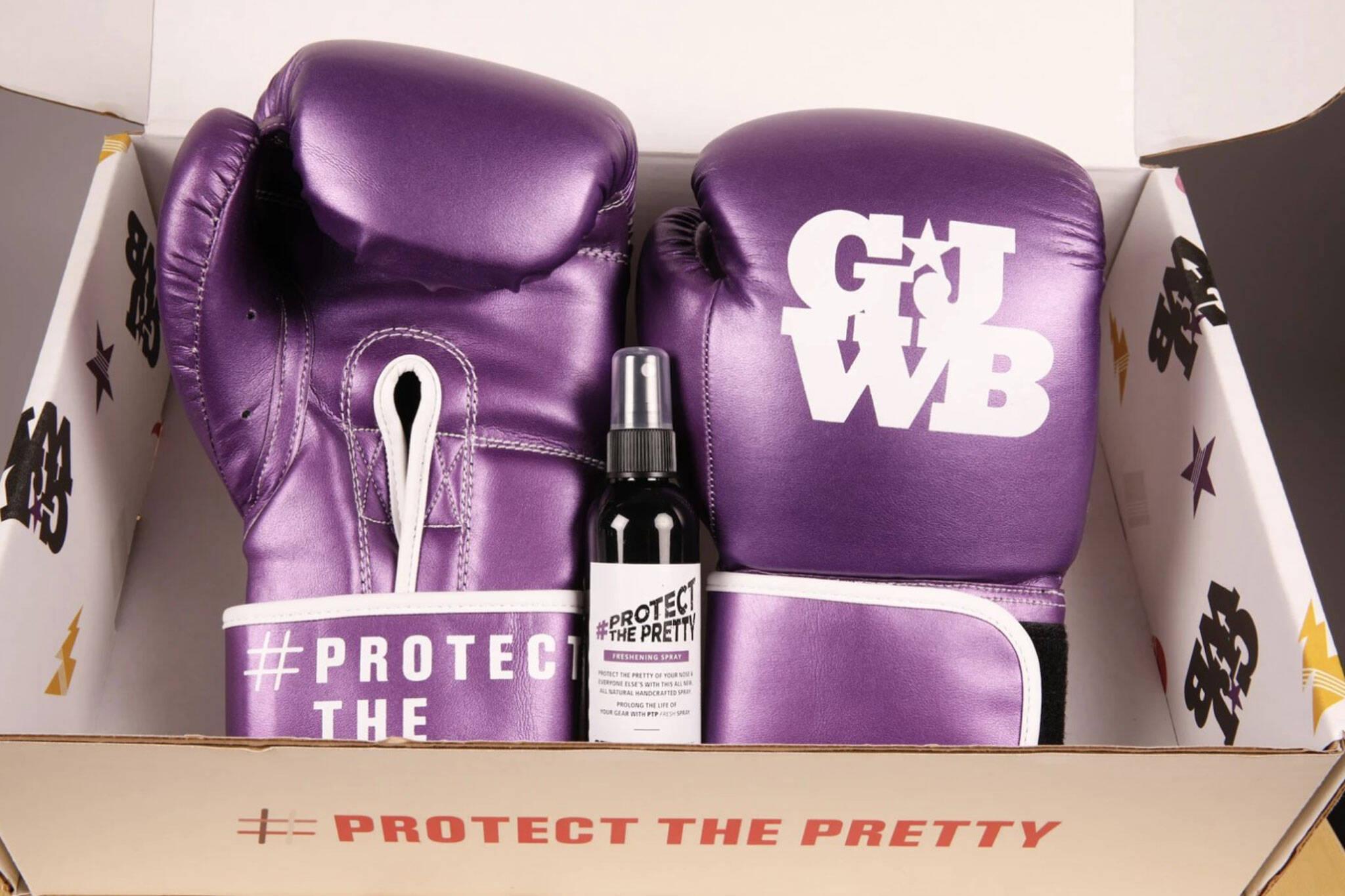 female boxing gloves toronto