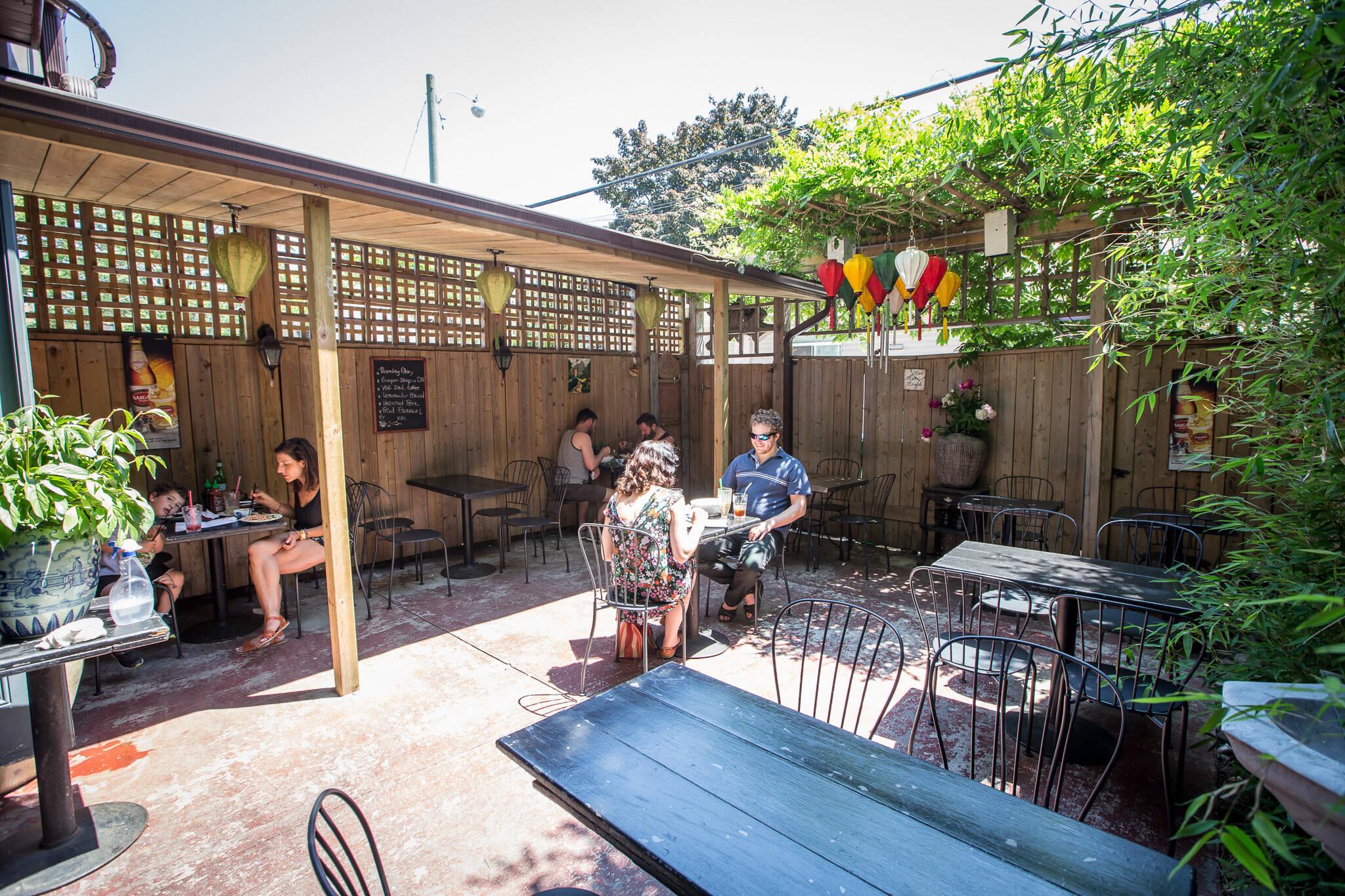 patios toronto