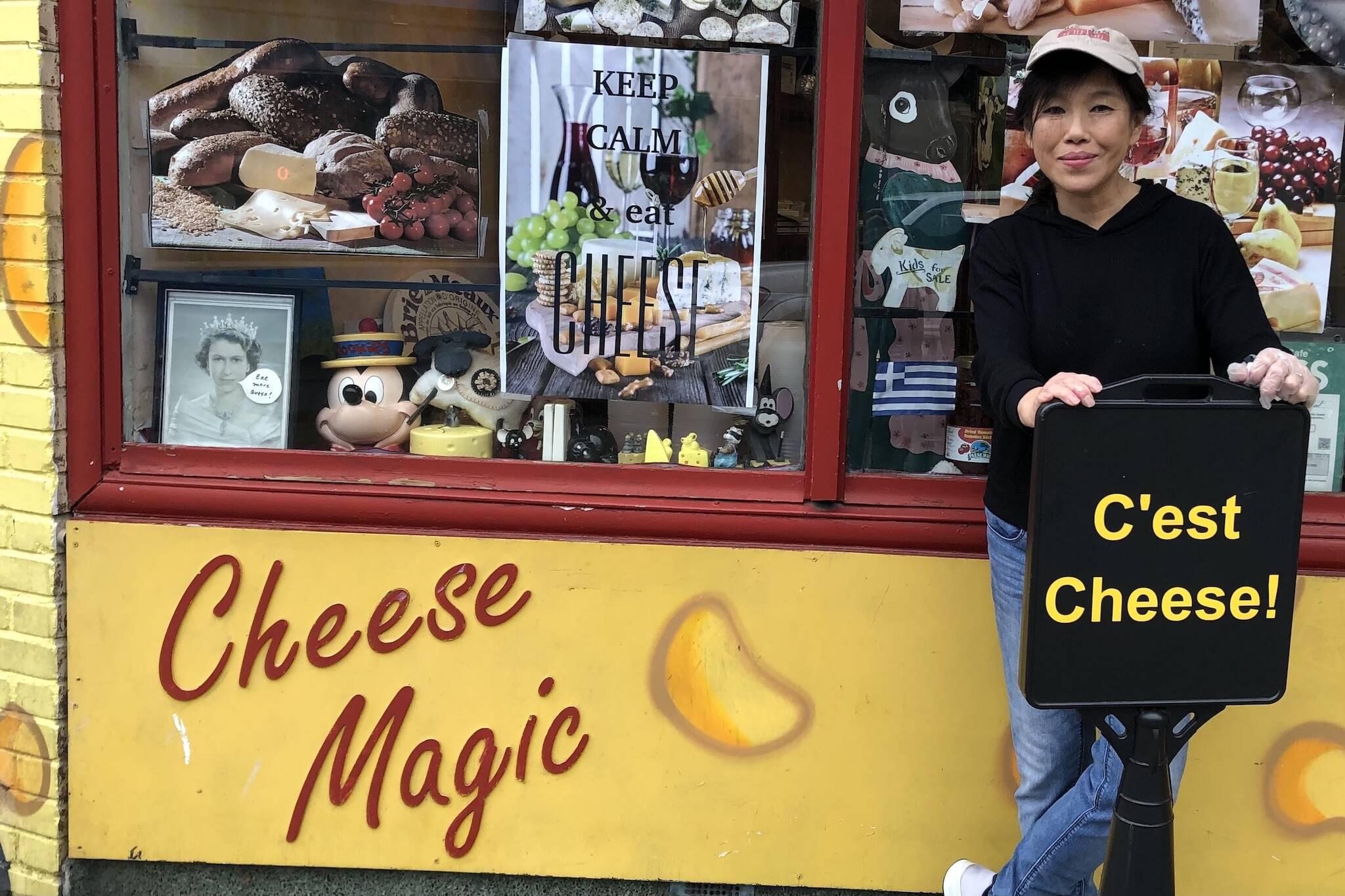 cheese magic toronto