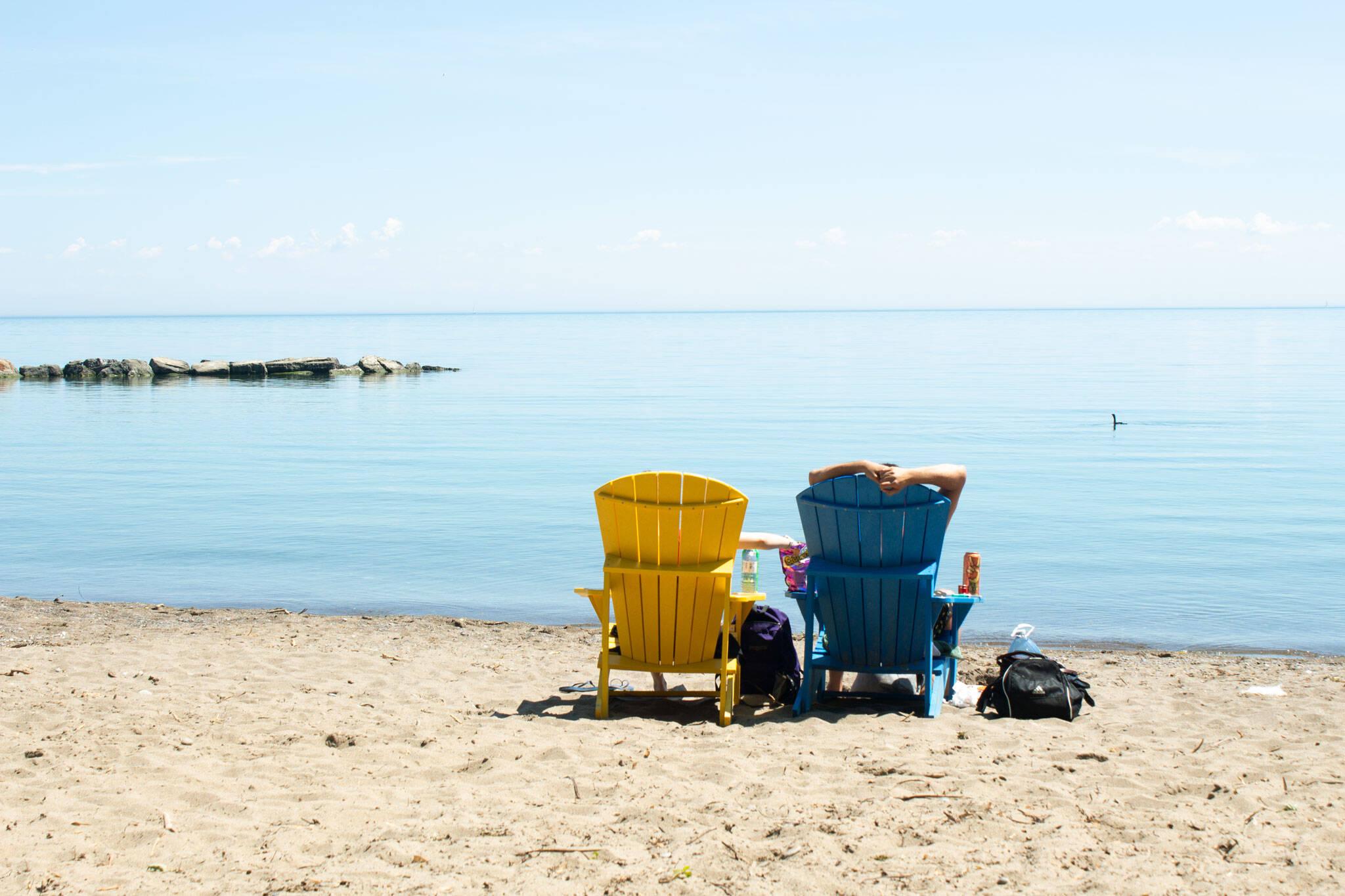 beaches open in ontario