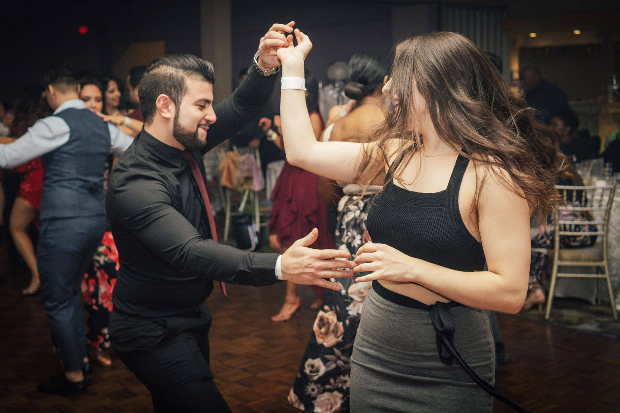 latin dance classes toronto