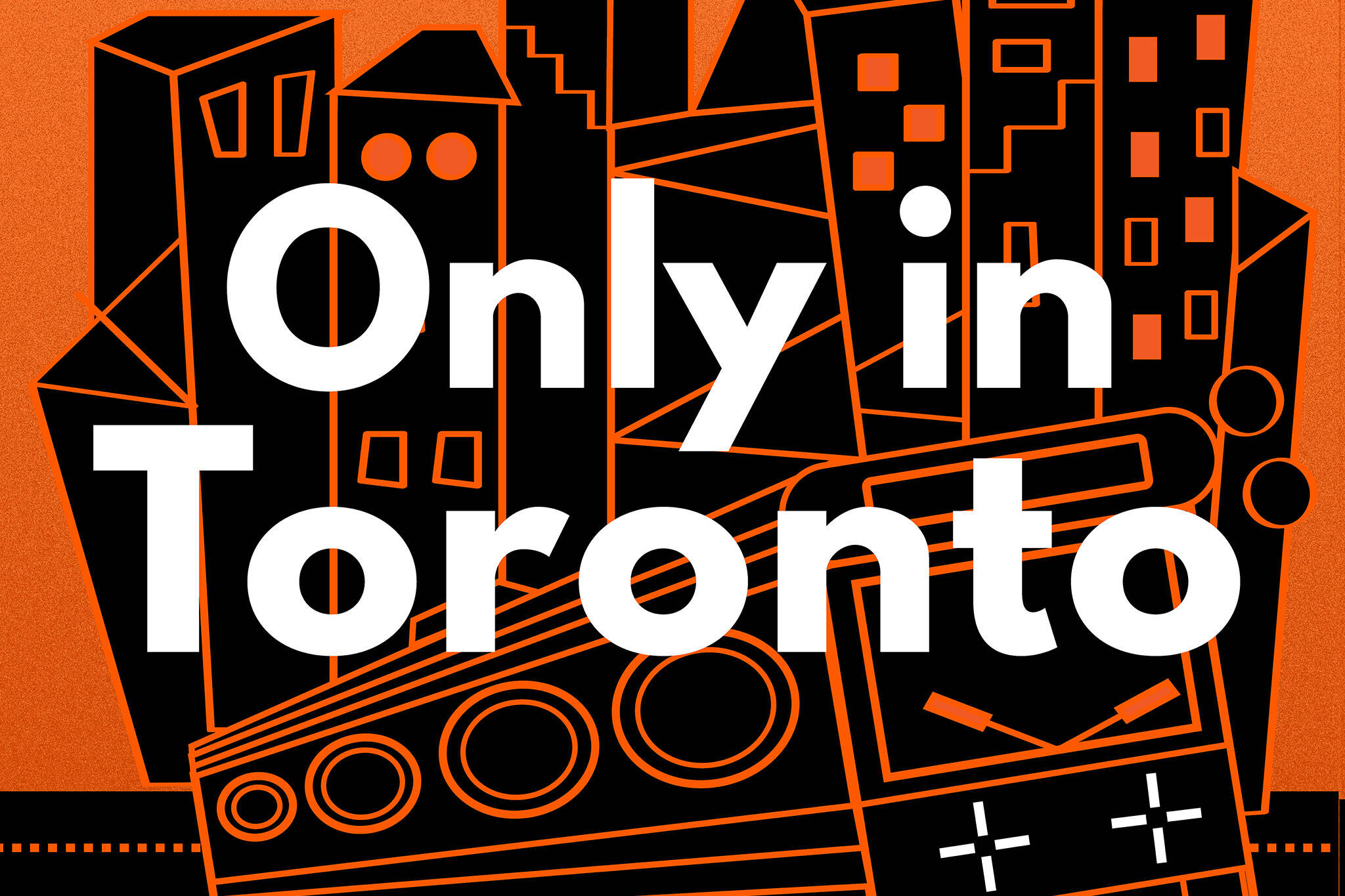 only in toronto podcast