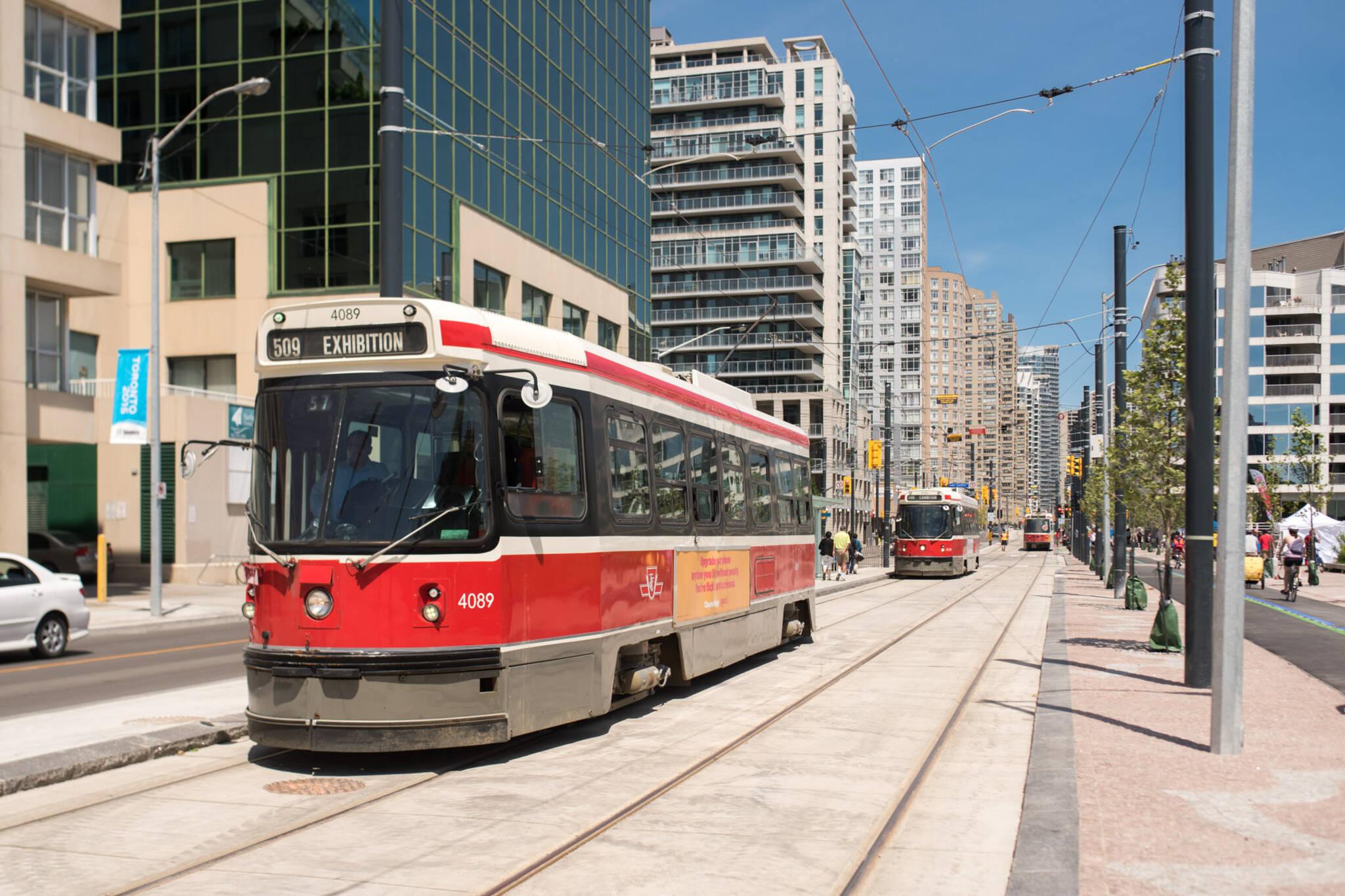 toronto transit plan