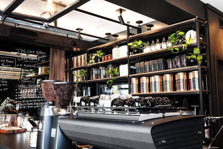 KX Coffee Bar