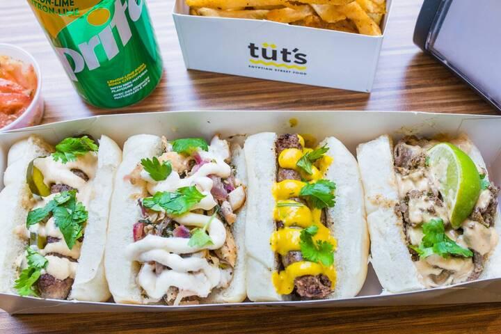 Tut's Egyptian Street Food