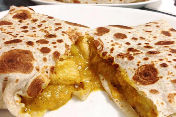 Roti Cuisine of India