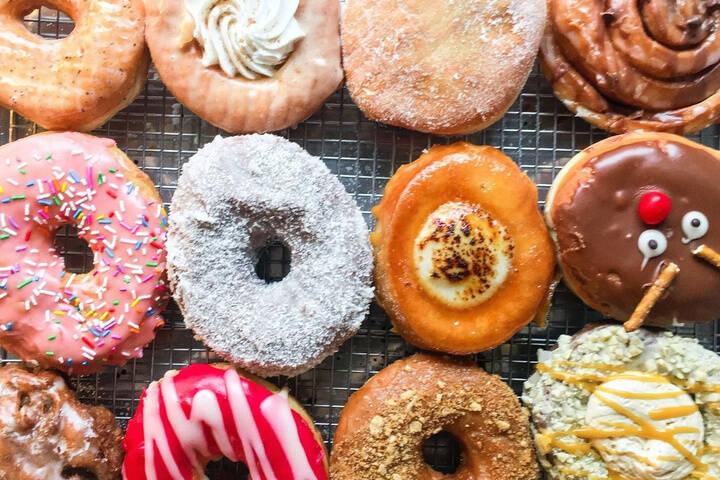 Machino Donuts