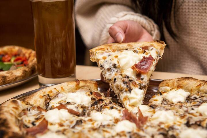 Big Trouble Pizza