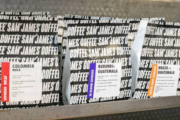 Sam James on Ossington
