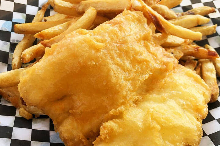 Reliable Fish 'N Chips
