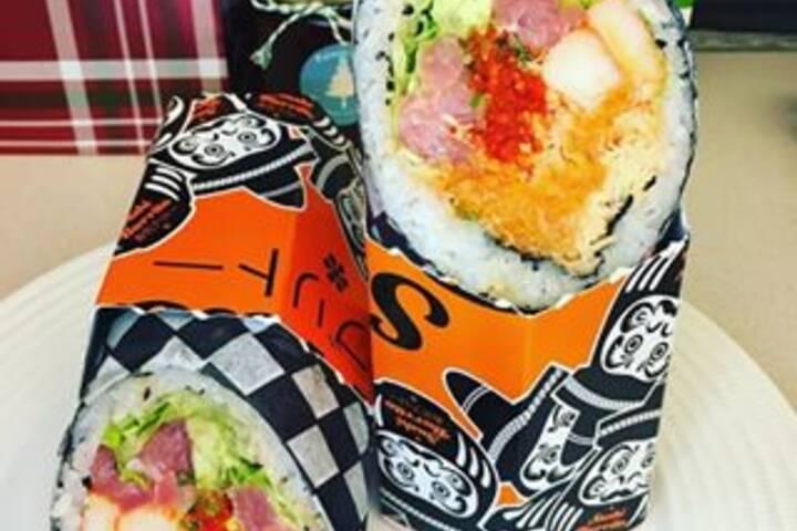 Mi'Hito Sushi Laboratory on College