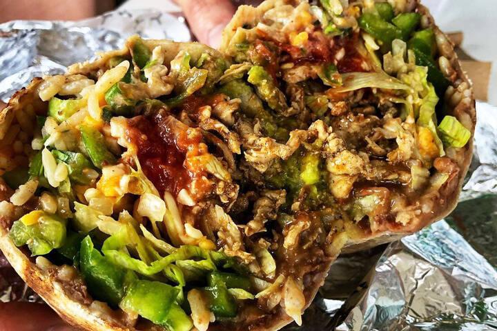 Bolet's Burrito