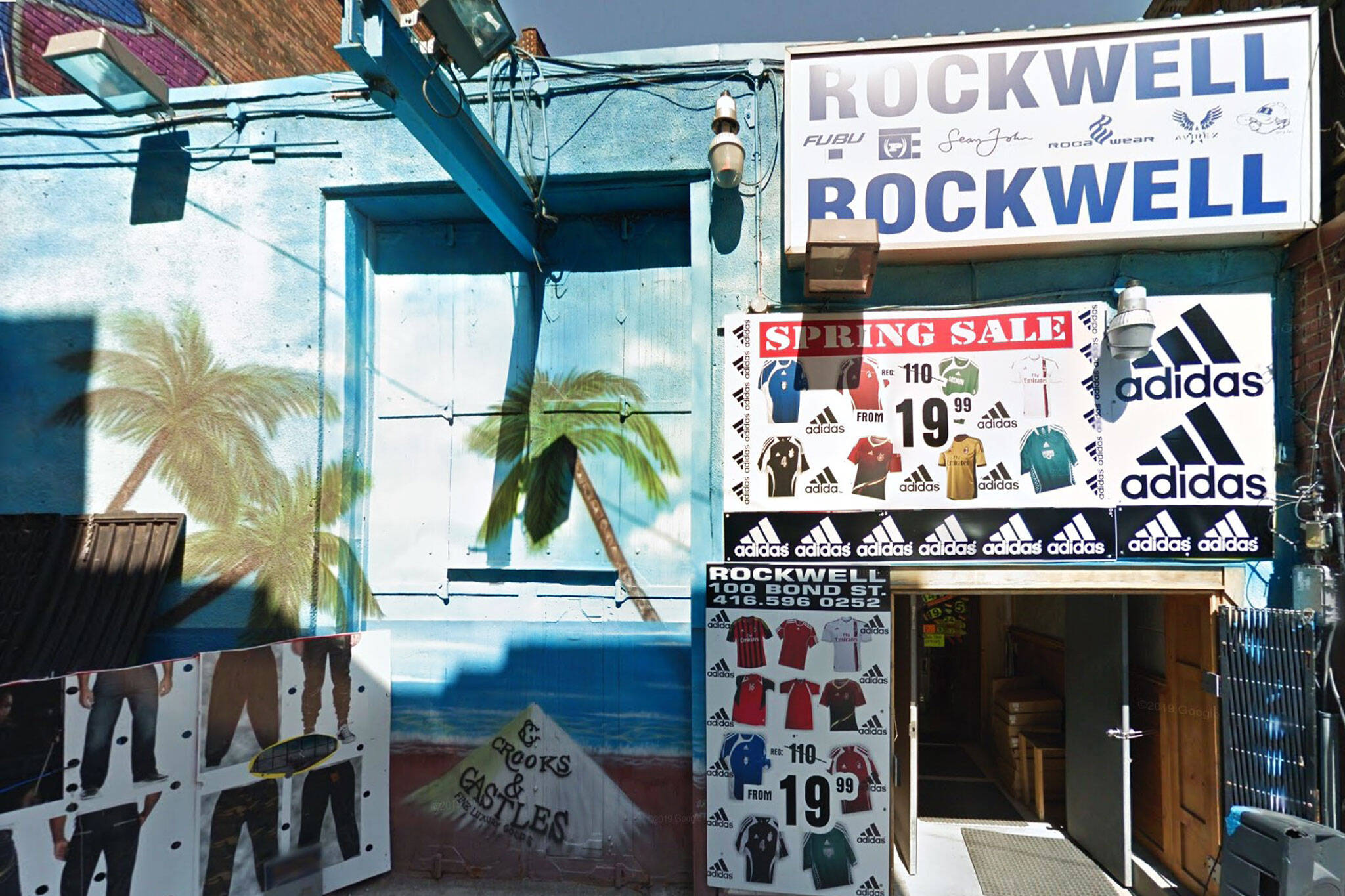 rockwell jeans toronto
