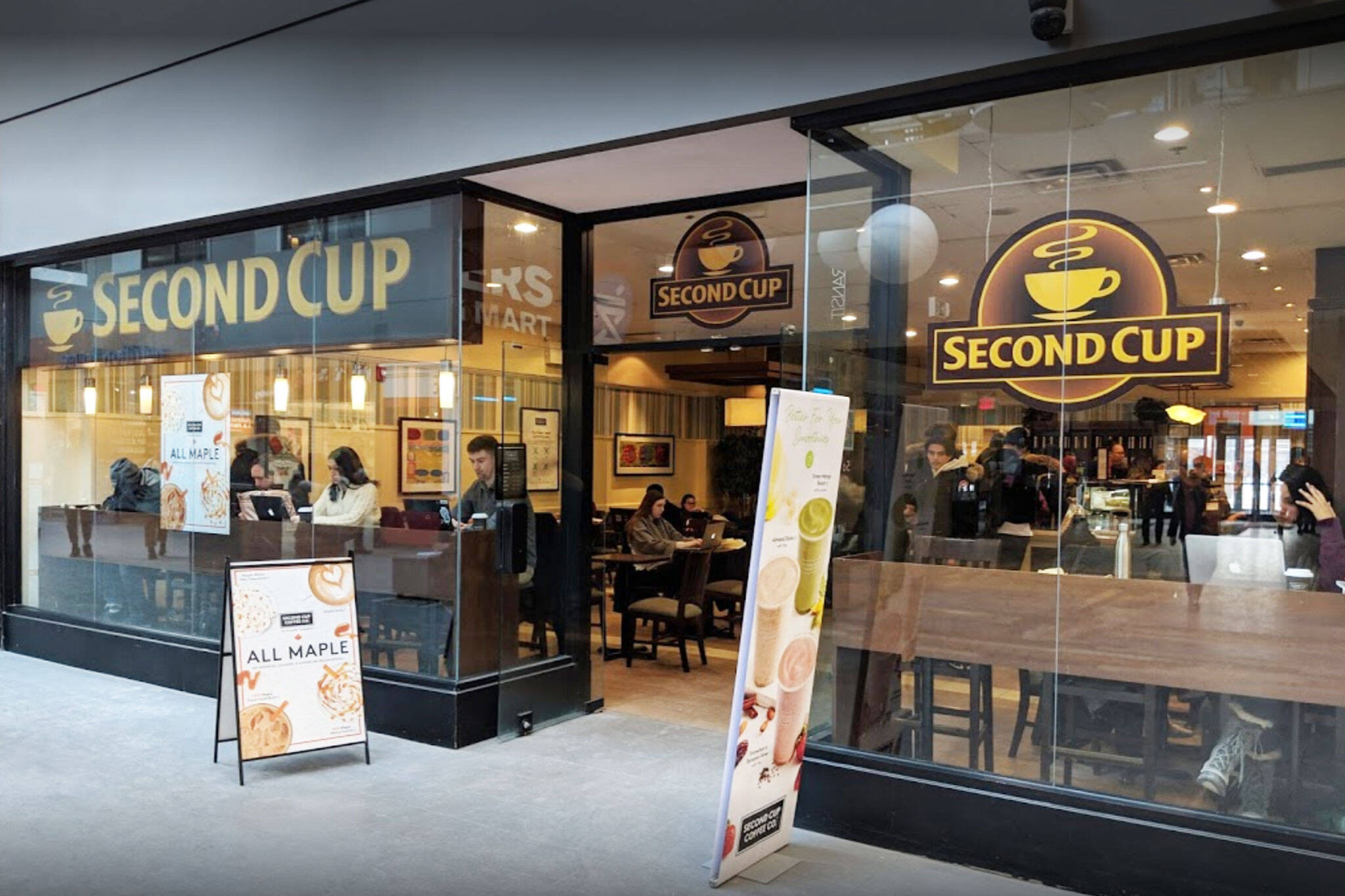 second cup york lanes