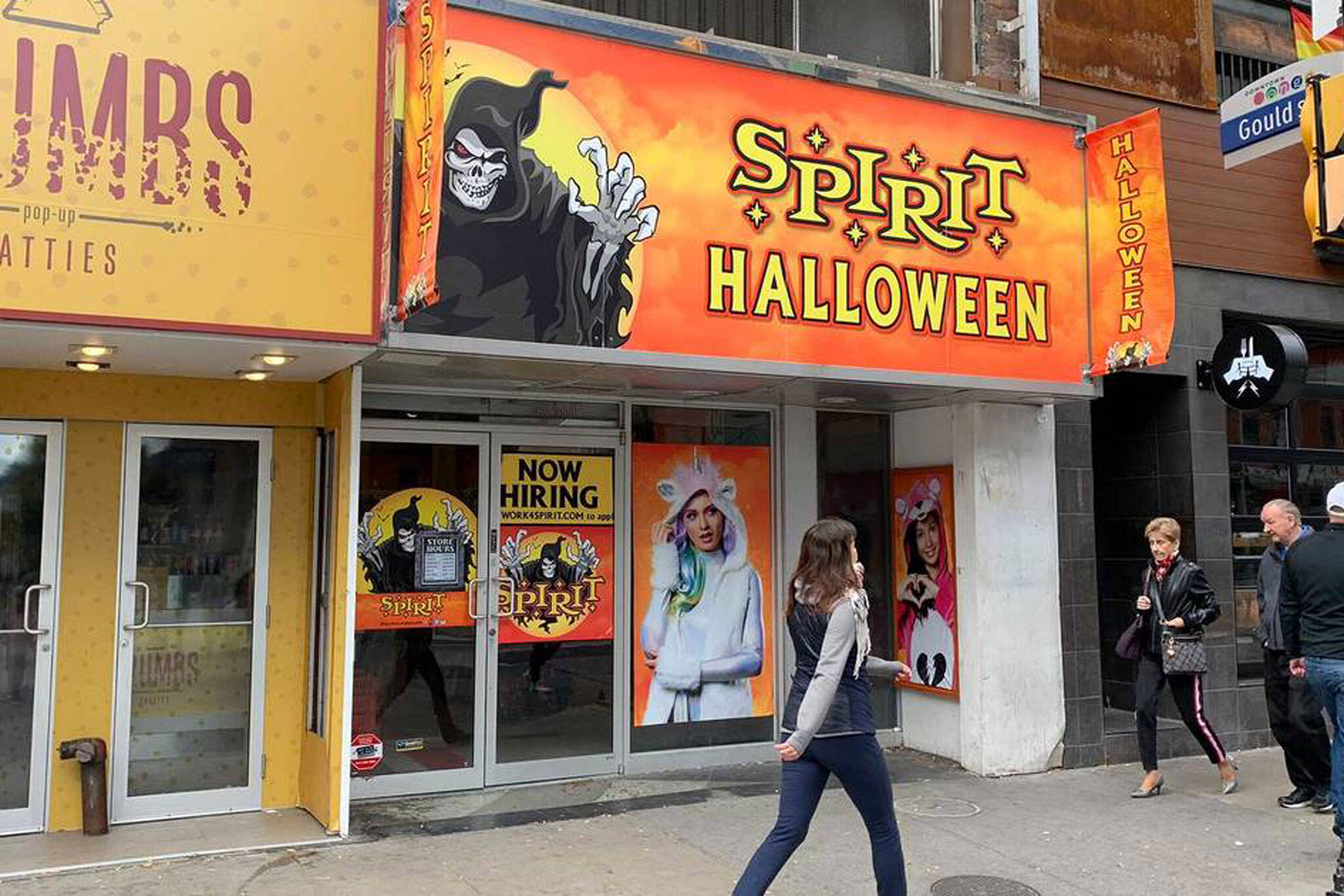 spirit halloween toronto