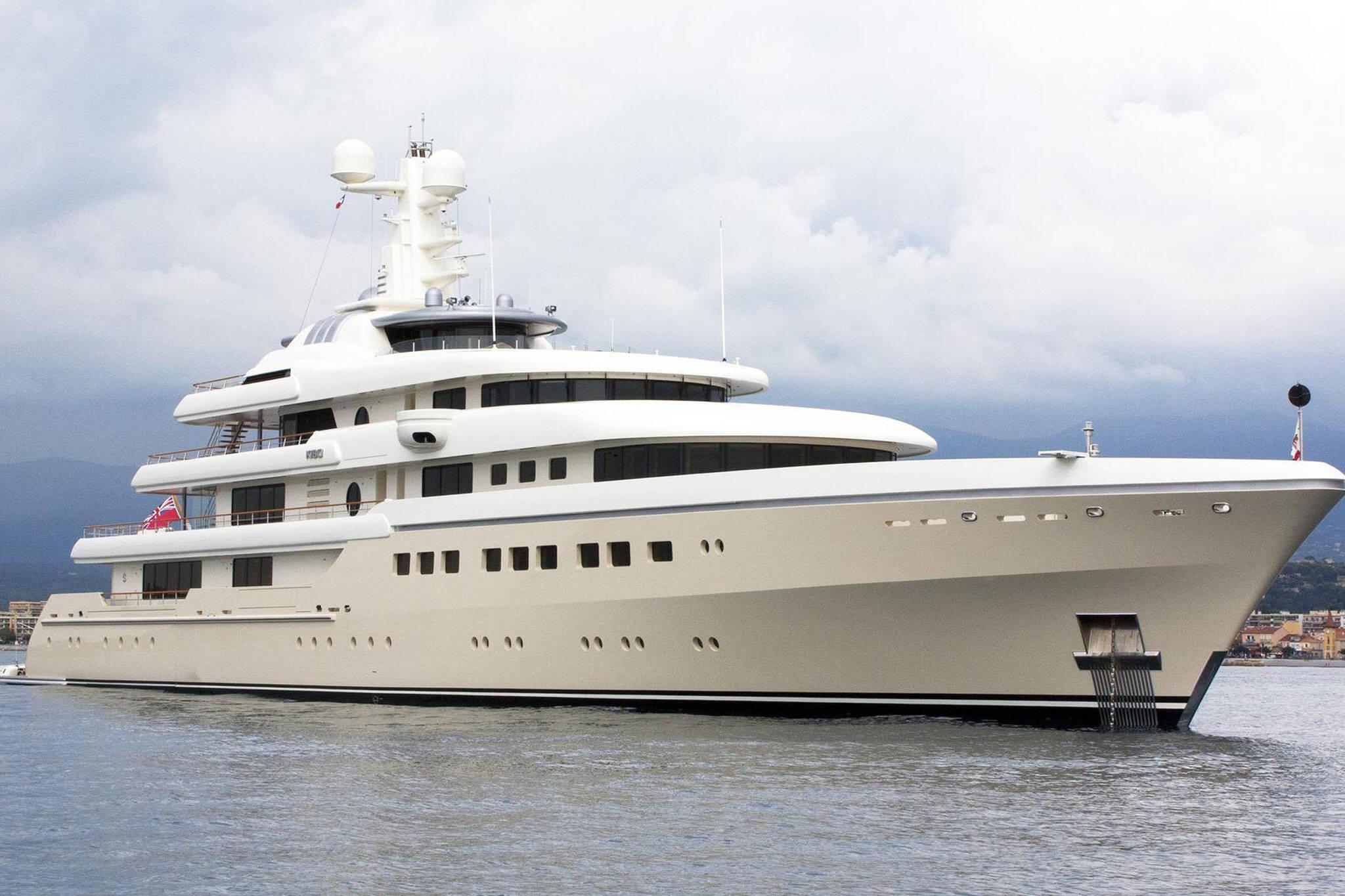 super yacht toronto