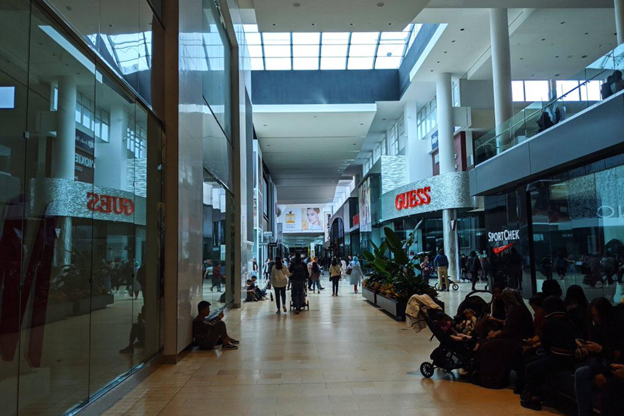 yorkdale mall toronto