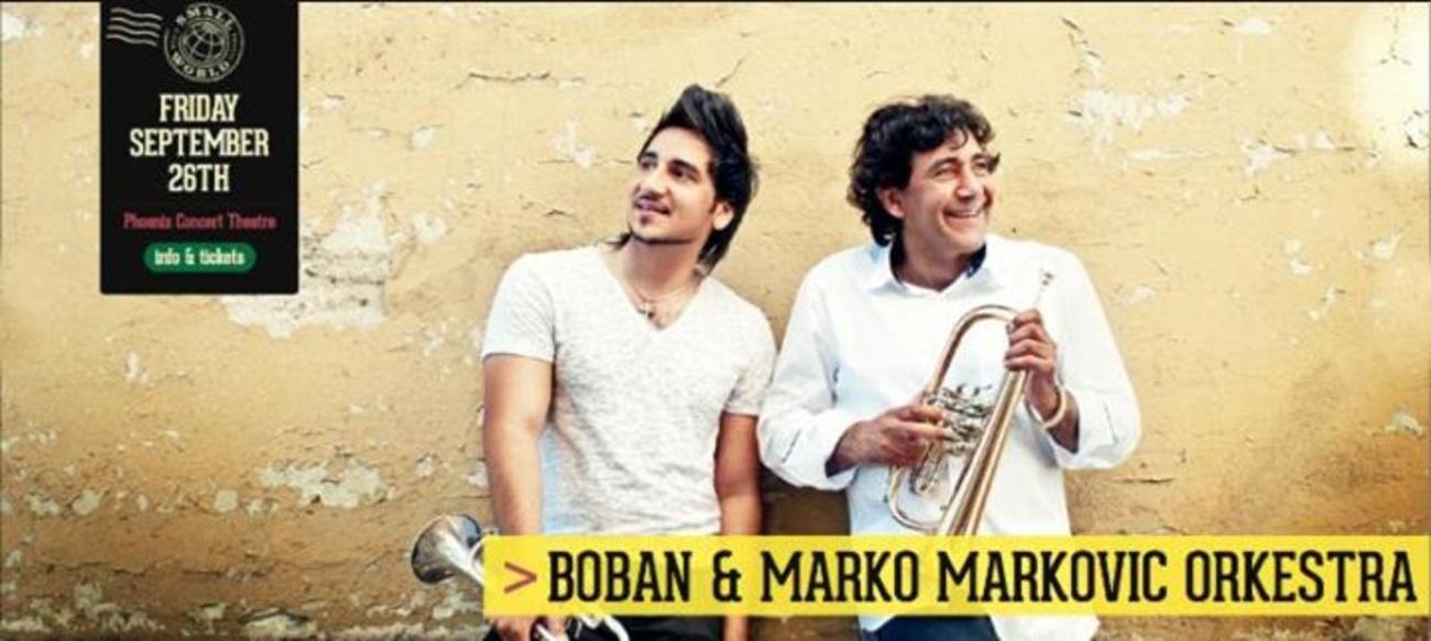 Boban markovic wedding