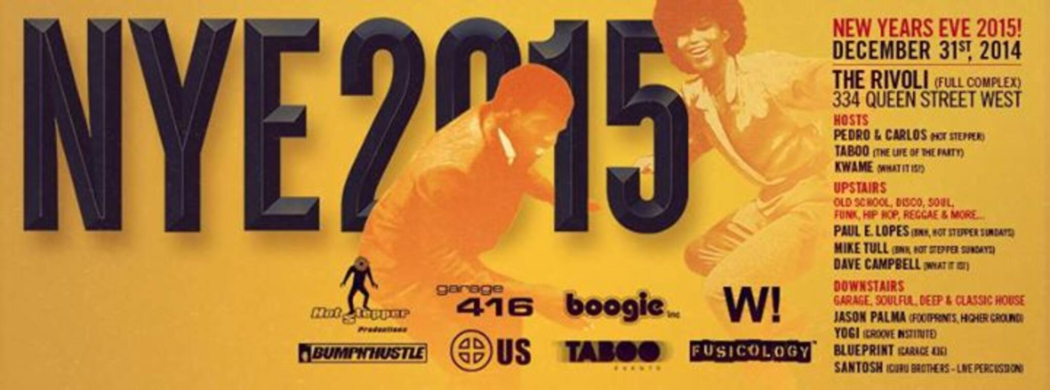 Nye 2015 with hot stepper productions friends malvernweather Images