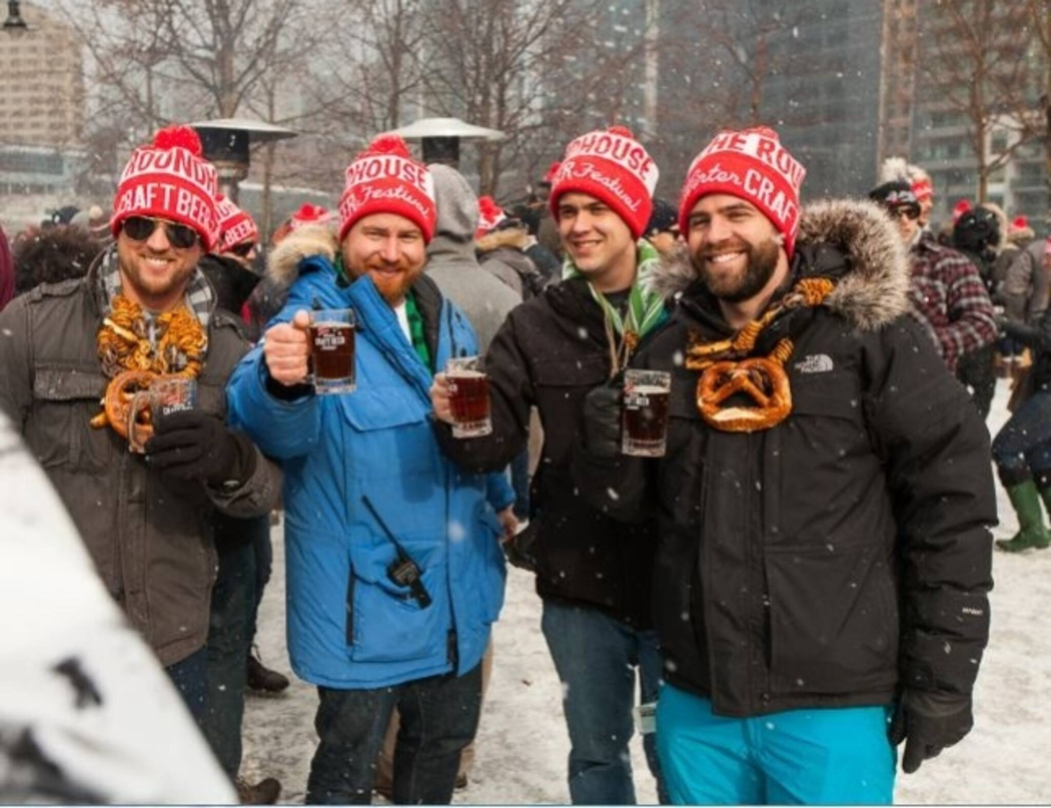 Roundhouse winter craft beer festival for Michigan craft beer festival