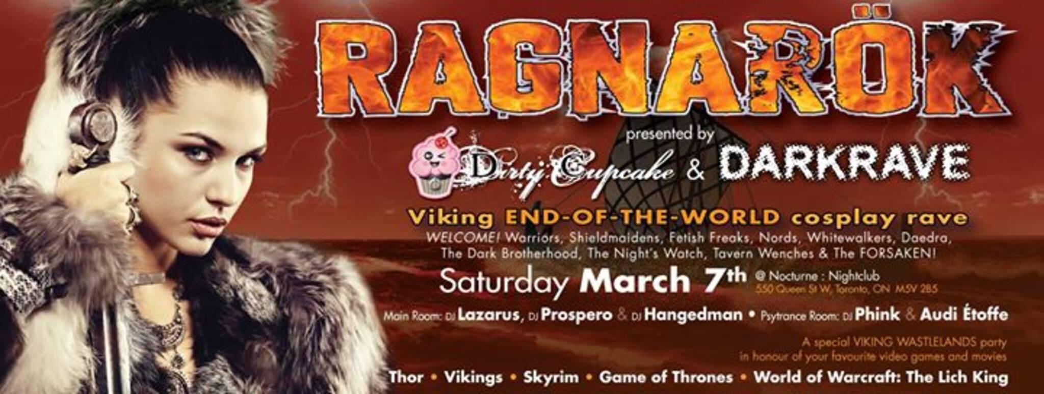 Ragnarok: Viking Cosplay Rave