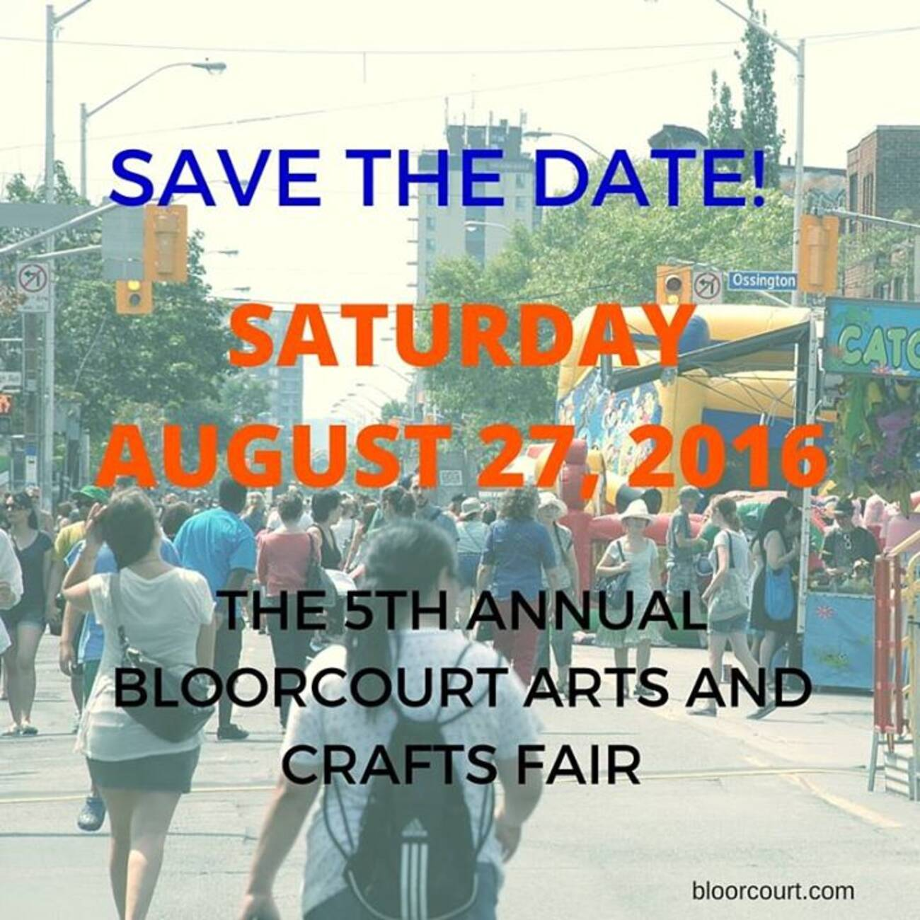 Bloorcourt arts and crafts fair for Arts and crafts fairs