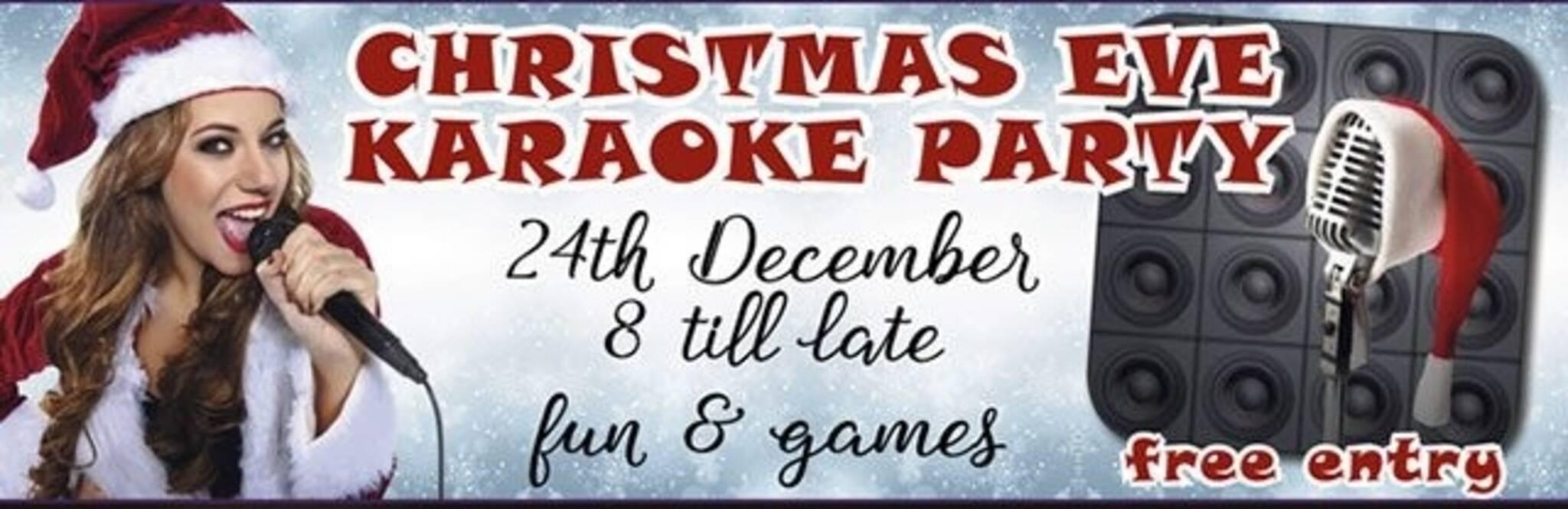 Christmas Eve Karaoke Night - The Office Pub