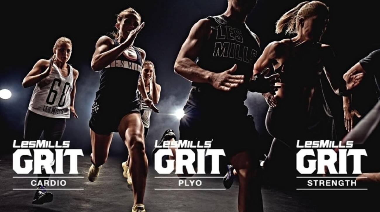 Grit Hiit Training Class