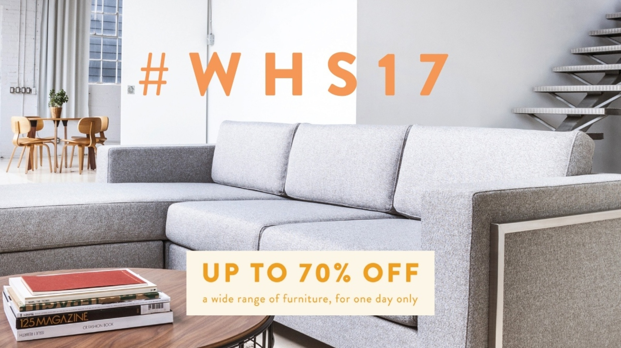 2017 gus modern warehouse sale