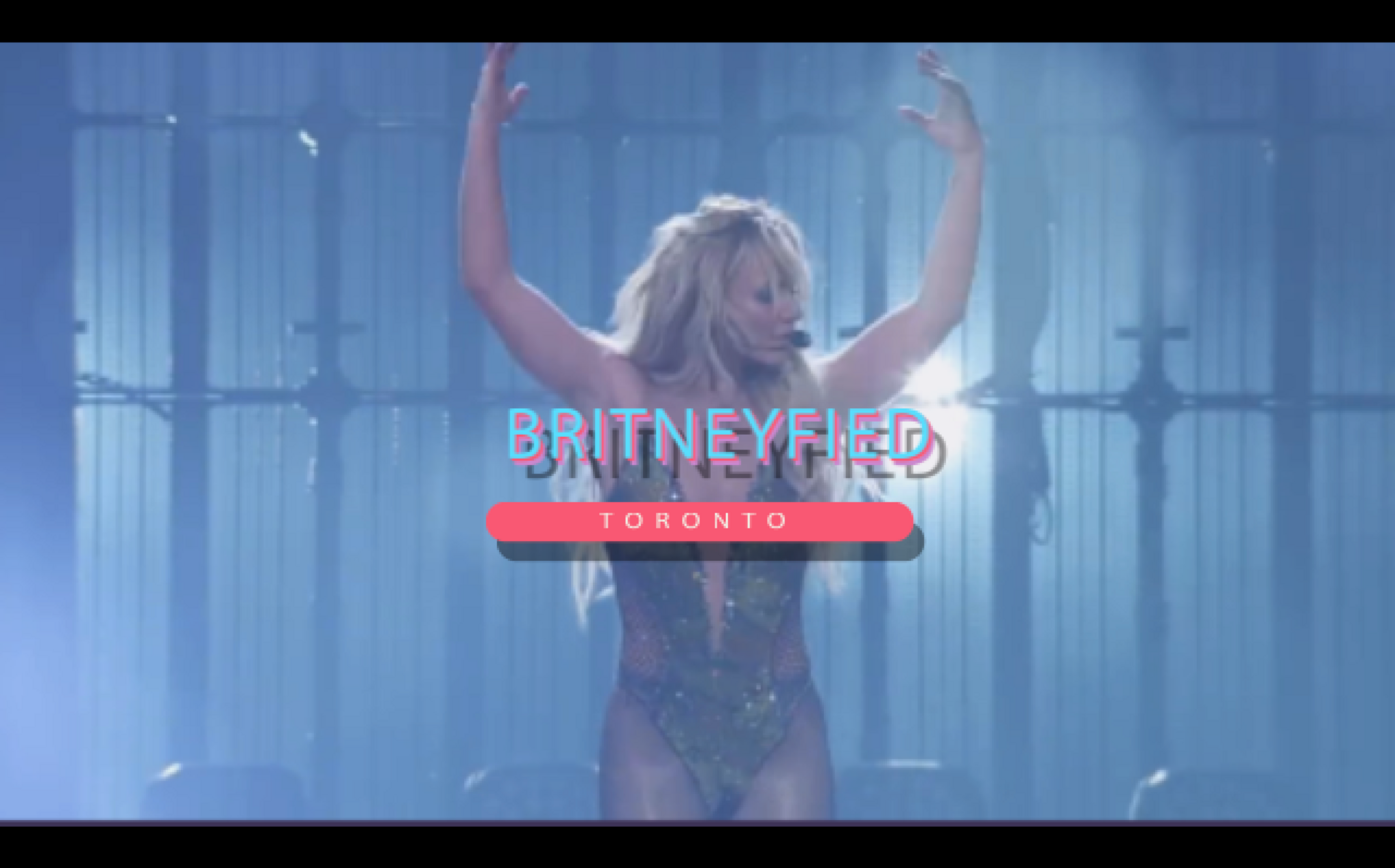 d0a8e993cd7 Britneyfied   The ultimate Britney Spears Dance Class