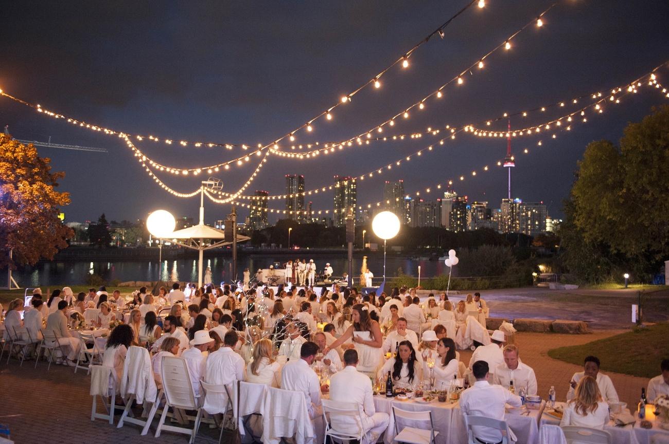 Diner En Blanc Toronto